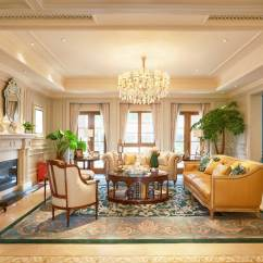 Decor For Living Rooms Best Rug Material Room 50 Elegant Beautiful Decorating Designs Ideas Regal With Luxury Furniture And Glass Chandelier