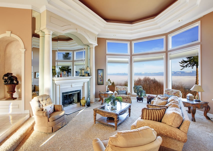 45 Beautiful Living Room Decorating Ideas (pictures