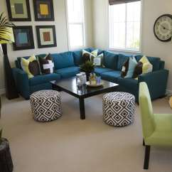 Living Room Decorating Ideas Wall Colours Big Rug For 45 Beautiful Pictures Designing Idea Bright Color Contemporary