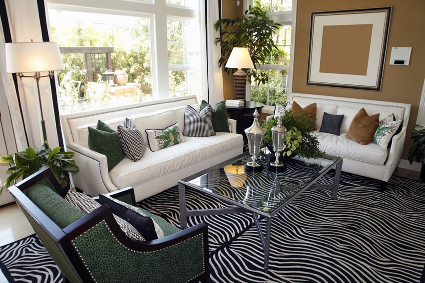 2 sofa living room ideas interior decoration pics 45 beautiful decorating pictures designing idea contemporary with rich furnishings