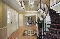 27 Gorgeous Foyer Designs & Decorating Ideas - Designing Idea