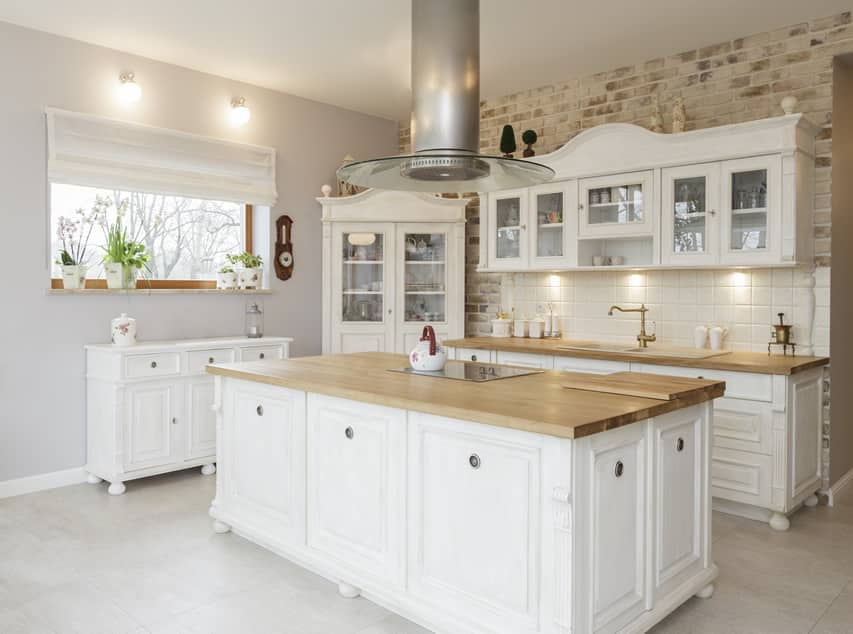 35 Beautiful White Kitchen Designs With Pictures