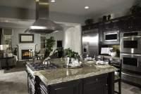 50 High-End Dark Wood Kitchens (Photos) - Designing Idea