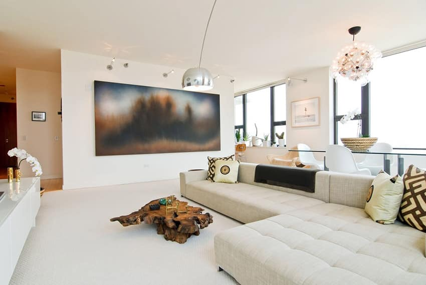 60 Stunning Modern Living Room Ideas (Photos)