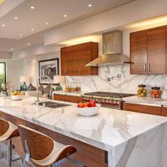Kitchen Remodel Cost Greenhouse Window Guide Price To Renovate A Designing Contemporary With Eat In Dining Island And Marbled Back Splash