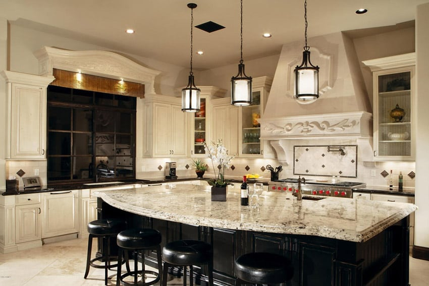 15 Latest Amp Modern Open Kitchen Designs With Images