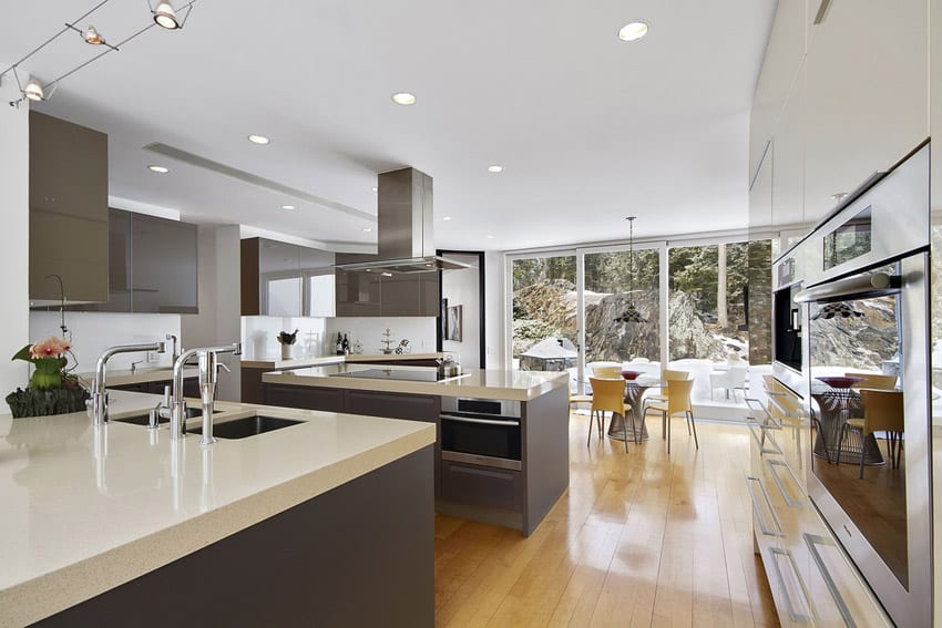 Large Modern Luxury Kitchen