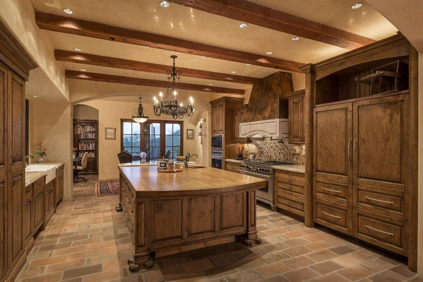 57 Luxury Kitchen Island Designs Pictures Designing Idea