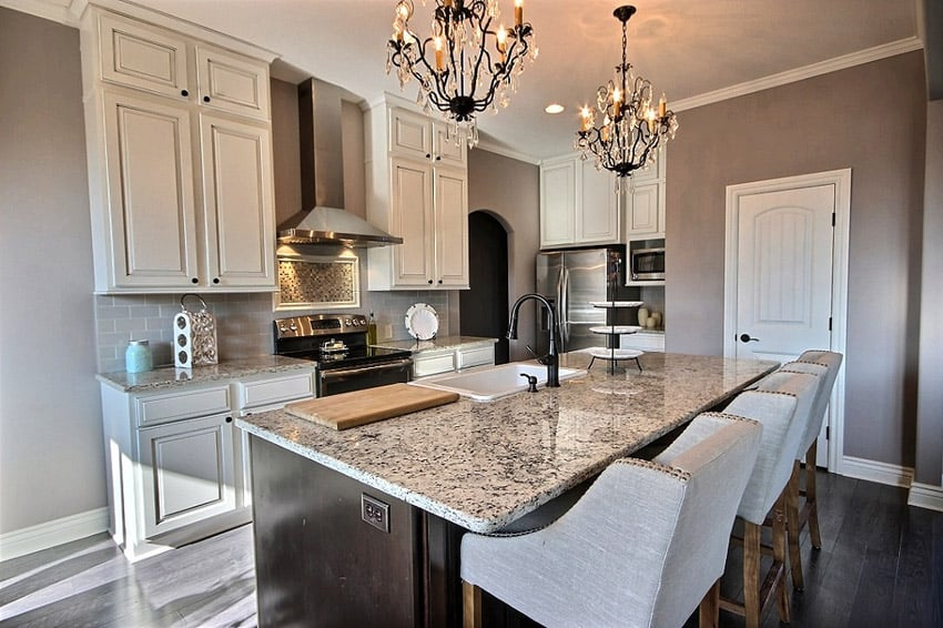 Small Luxury Kitchen Design