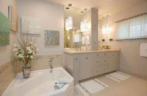 master bathroom vanity lighting ideas 15 Bathroom Pendant Lighting Design Ideas - Designing Idea