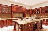 25 Cherry Wood Kitchens (Cabinet Designs & Ideas ...