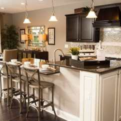 French Country Lighting Fixtures Kitchen La Cornue 30 Open Concept Kitchens (pictures Of Designs & Layouts ...