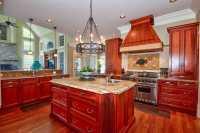 23 Cherry Wood Kitchens (Cabinet Designs & Ideas ...