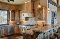 29 Custom Solid Wood Kitchen Cabinets - Designing Idea