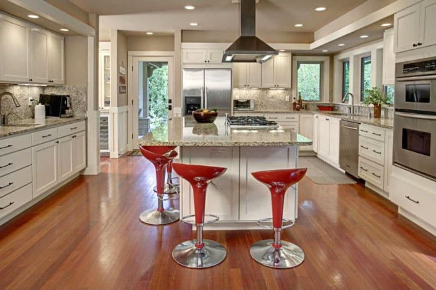 Hardwood Floors in the Kitchen (Pros and Cons)