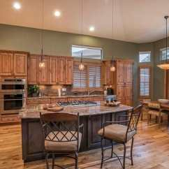 Kitchen Island Table Combination Backsplash Patterns 37 Craftsman Kitchens With Beautiful Cabinets - Designing Idea