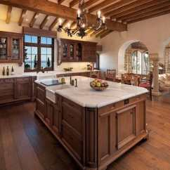 Craftsman Style Kitchen Cabinets Seating Door Styles Designs Designing Idea With Raised Panel White Marble Counters And Wood Floors