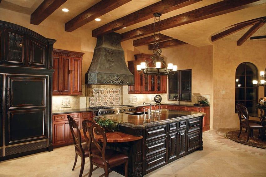 35 Luxury Mediterranean Kitchens (Design Ideas