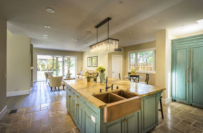 23 Beautiful Beach Style Kitchens Pictures Designing Idea