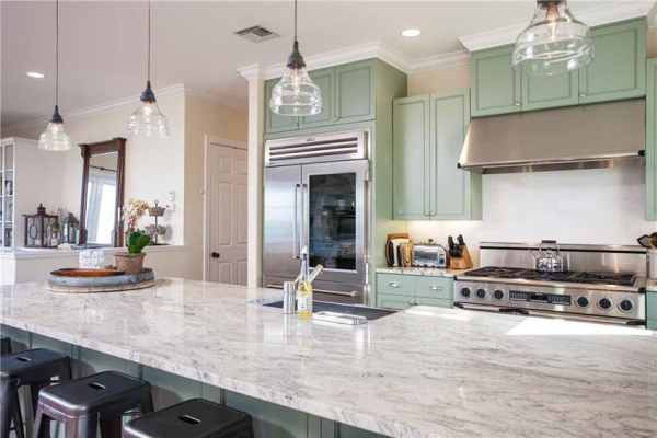 coastal style kitchen 23 Beautiful Beach Style Kitchens (Pictures) - Designing Idea