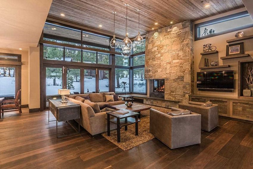 images of living rooms with wood burners condo room furniture rustic ideas designing idea modern stone and fireplace beautiful views the outdoors