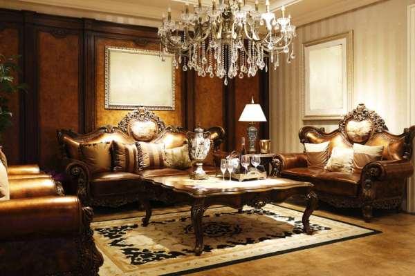 elegant leather living room furniture 21 Formal Living Room Design Ideas (Pictures) - Designing Idea