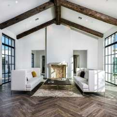 Living Room Designs With Leather Couches Restoration Hardware Furniture 43 Beautiful Large Ideas (formal & Casual ...