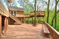 45 Backyard Deck Ideas (Beautiful Pictures of Designs ...