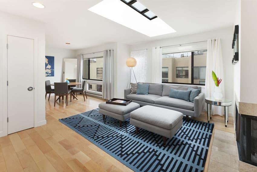19 Beautiful Small Living Rooms (Interior Design Ideas