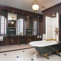 Tub Accent Chair Office Chairs Big And Tall 27 Beautiful Bathrooms With Clawfoot Tubs (pictures) - Designing Idea