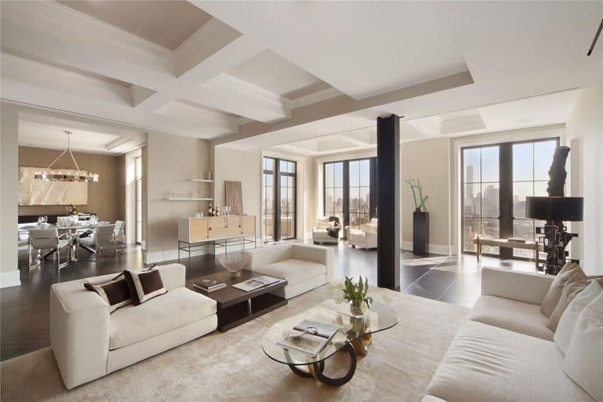 47 Beautiful Living Rooms (Interior Design Pictures