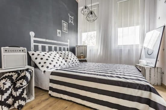 27 Jaw Dropping Black Bedrooms Design Ideas Designing Idea