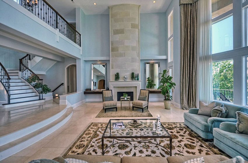 47 Beautiful Living Rooms Interior Design Pictures