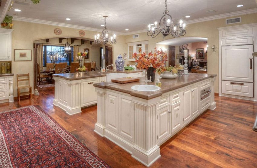 Country Kitchen Island Plans