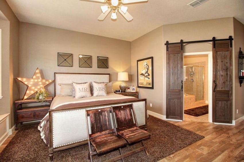25 Interior Sliding Barn Doors Styles  Design Images