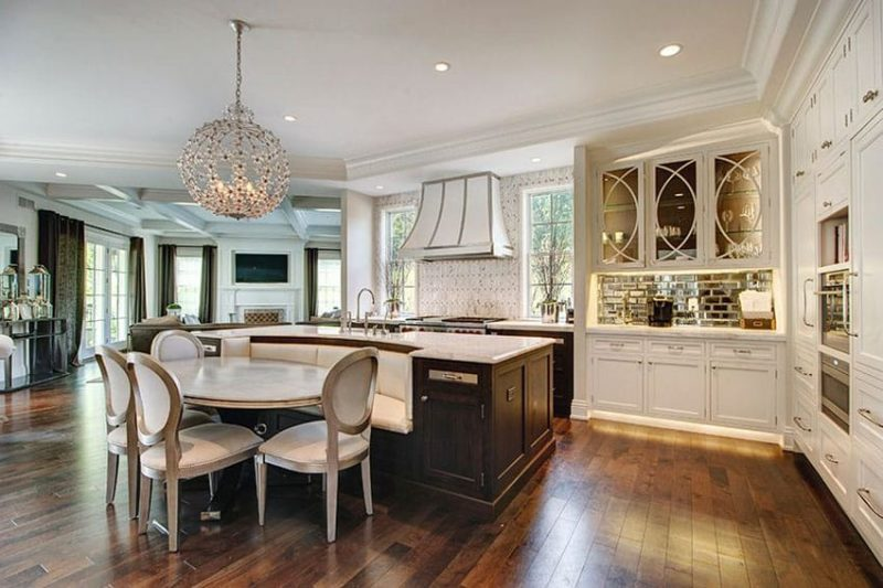 eat in kitchen island remodeling san diego 37 large islands with seating pictures designing idea this gallery features an is a great way to bring the family closer together during meal times as