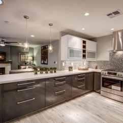 Narrow Kitchen Countertops Dark Floors 33 Gorgeous Peninsula Ideas (pictures) - Designing ...