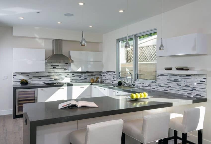 29 Gorgeous Kitchen Peninsula Ideas Pictures Designing Idea