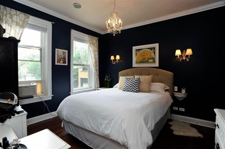 27 jaw dropping black bedrooms design ideas
