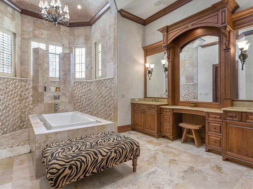 25 Craftsman Style Bathroom Designs Vanity Tile