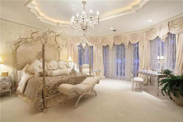 french master bedroom interior design 27 Luxury French Provincial Bedrooms (Design Ideas) - Designing Idea
