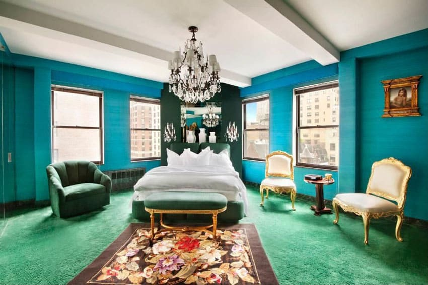 19 Teal Bedroom Ideas Furniture Amp Decor Pictures Designing Idea