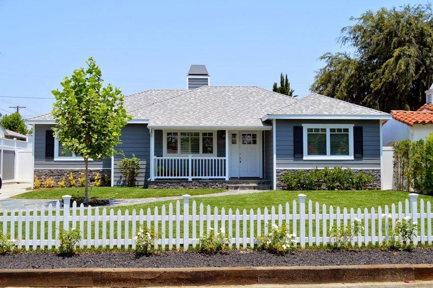 129 Fence Designs & Ideas Front & Backyard Styles Designing Idea