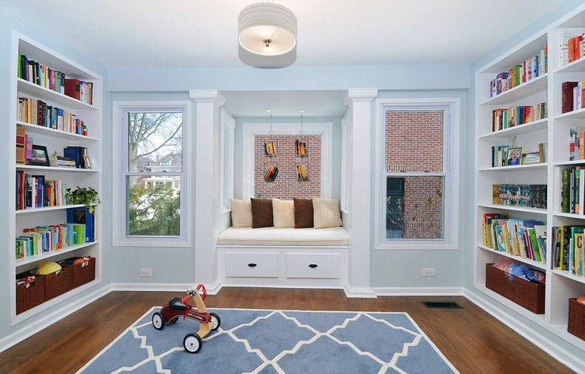 45 Window Seat Ideas Benches Storage Amp Cushions Designing Idea