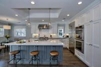 25 Blue and White Kitchens (Design Ideas) - Designing Idea