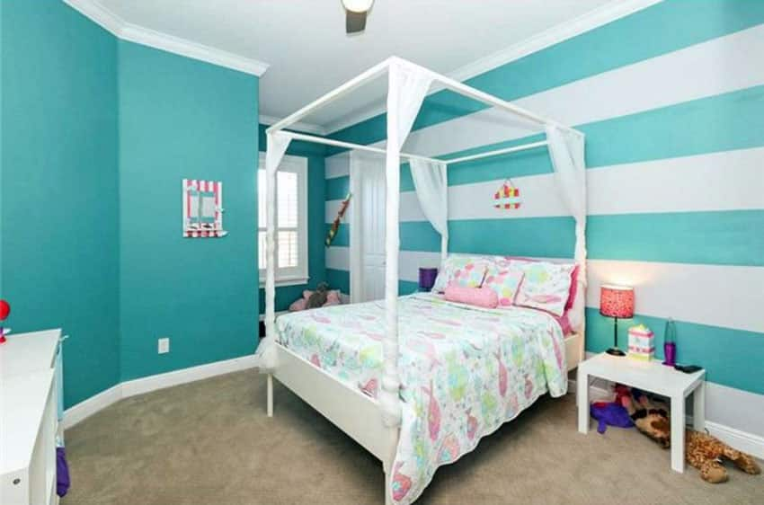 19 teal bedroom ideas (furniture & decor pictures) - designing idea