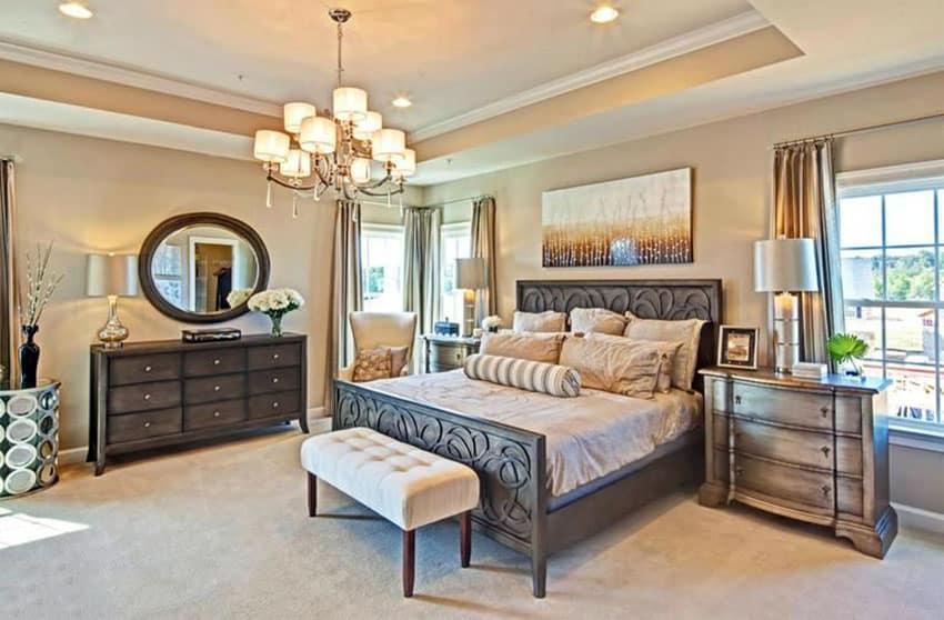 23 Tan Bedroom Ideas Decorating Pictures  Designing Idea