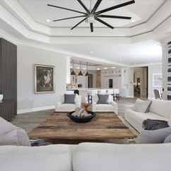 Contemporary Living Room Ideas Wall Decor For Designs Designing Idea With Gray Walls Rustic Wood Coffee Table And White Furniture