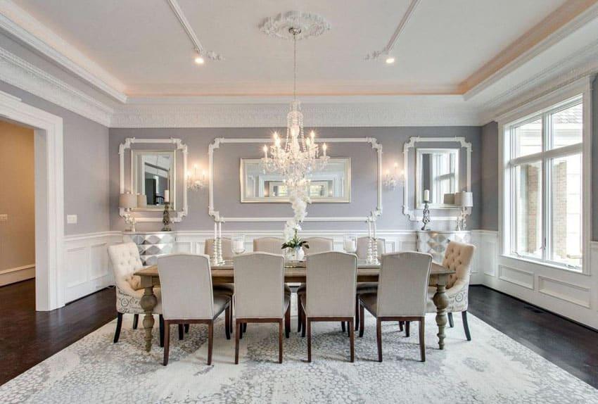 25 Formal Dining Room Ideas (Design Photos)