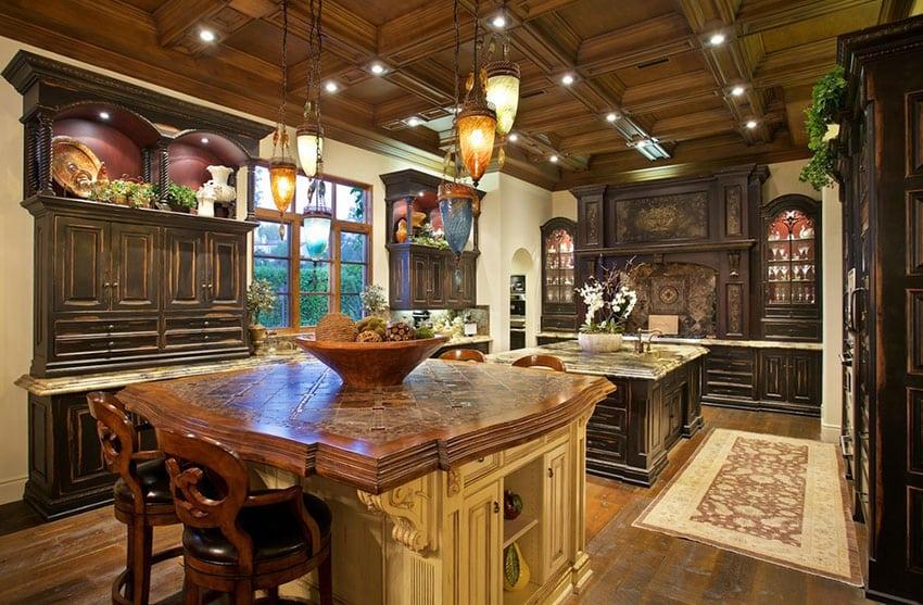 29 elegant tuscan kitchen ideas decor